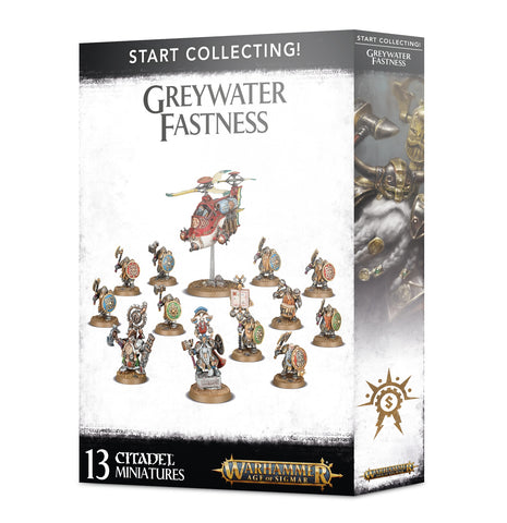 Start Collecting! Greywater Fastness (Age of Sigmar) :www.mightylancergames.co.uk