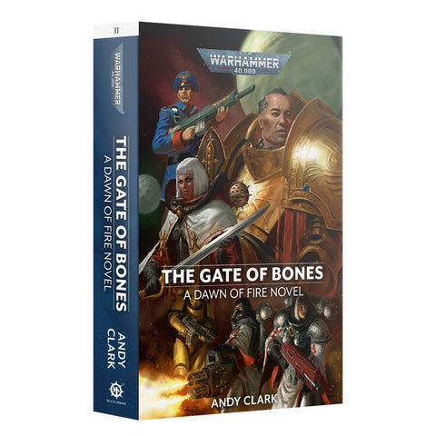 Dawn of Fire the gate of bones by andy clark