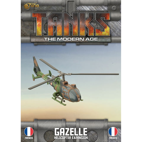 Tanks, The Modern Age - Gazelle Helicopter