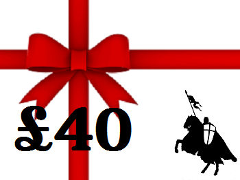 Mighty Lancer Games Gift Voucher £40