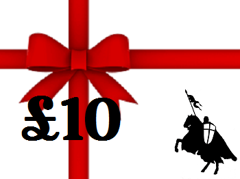 Mighty Lancer Games Gift Voucher £10