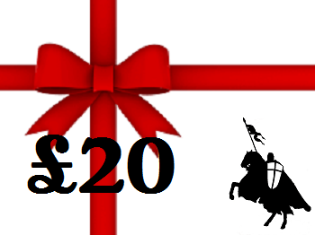 Mighty Lancer Games Gift Voucher £20