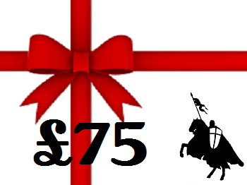 Mighty Lancer Games Gift Voucher £75