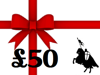 Mighty Lancer Games Gift Voucher £50