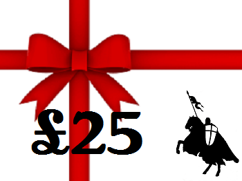 Mighty Lancer Games Gift Voucher £25