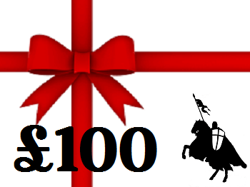 Mighty Lancer Games Gift Voucher £100