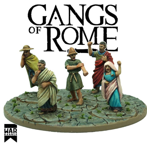 Gangs of Rome - Angry Mob