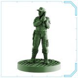 Gorman Miniature - Aliens - Another Glorious Day In The Corps Board Game