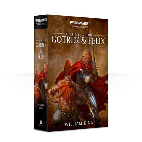Gotrek and Felix - The First Omnibus :www.mightylancergames.co.uk