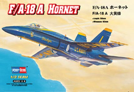 Hobbyboss 1:72 - F/A-18A HORNET: www.mightylancergames.co.uk
