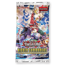 Yu-Gi-Oh! Hidden Summoners Booster Pack
