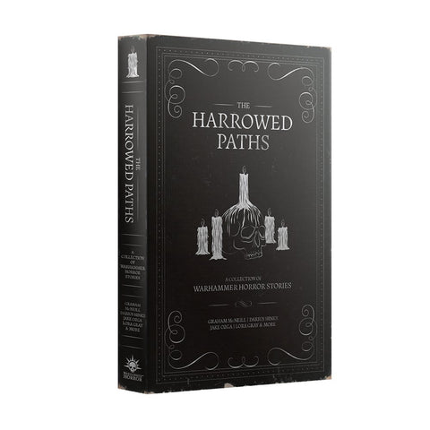 Harrowed Paths Warhammer Horror Anthology