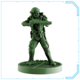 Hicks Miniature - Aliens - Another Glorious Day In The Corps Board Game