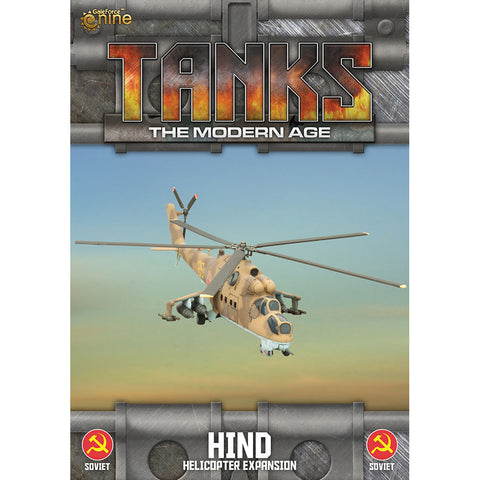 Soviet Hind Helecopter Expansion