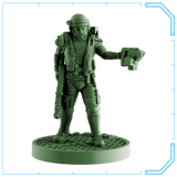 Hudson Miniature - Aliens - Another Glorious Day In The Corps Board Game