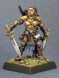 Pathfinder Miniatures - 60035 - Valeros Male Iconic Fighter v2: www.mightylancergames.co.uk