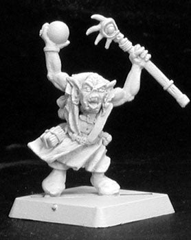 14123: Lunk, Reven Mage sculpted by Jason Wiebe