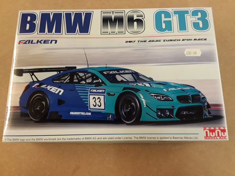 BMW G6 - Falken: www.mightylancergames.co.uk