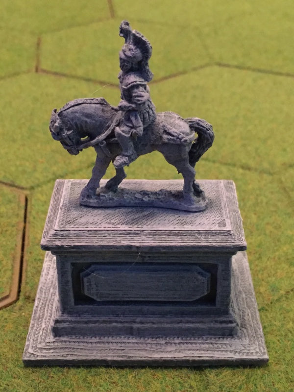 28mm Large Statue Plinth