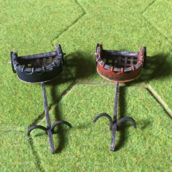 Roman Racing Chariots (28mm)