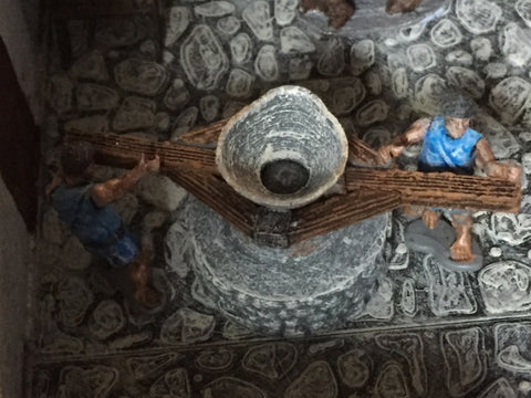 Small Millstone - Iron Gate Scenery (IG00141)