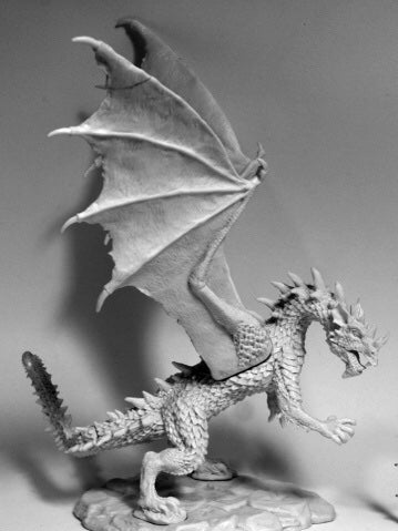 77578 - Stormwing, Dragon (Reaper Bones) :www.mightylancergames.co.uk