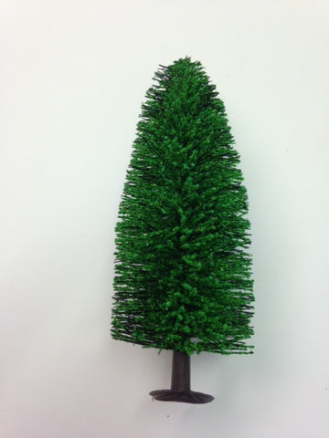 large fir model tree for railway or wargames