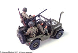 rubicon willys MB US jeep