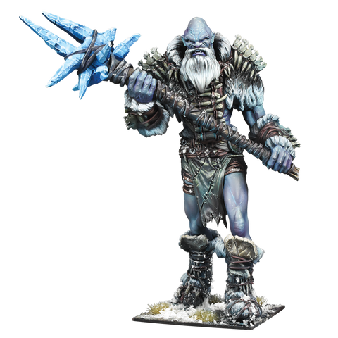 Frost Giant - Northern Alliance (Kings of War) :www.mightylancergames.co.uk
