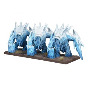 Ice Elemental Regiment - Northern Alliance (Kings of War)