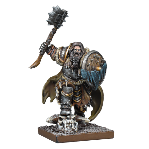 Lord/ Skald - Northern Alliance (Kings of War)