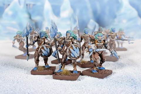 Ice Naiads Regiment - Northern Alliance (Kings of War)