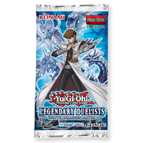Legendary Duelists: White Dragon Abyss - Yu-Gi-Oh! Booster Packs