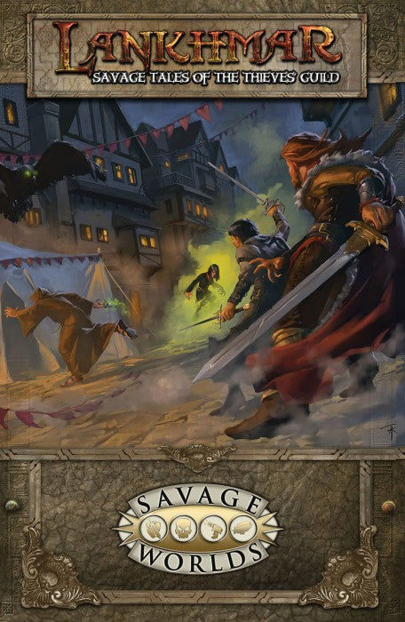 Savage Worlds - Lankhmar: Savage Tales of the Thieves' Guild