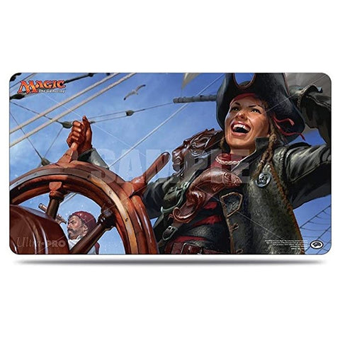Captain Lannery Storm Playmat
