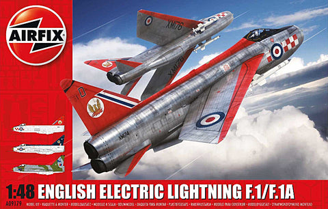 English Electric Lightning F.1/F.1A - Airfix 1/48