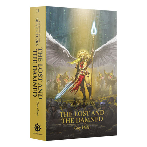 The Horus Heresy: the Lost And The Damned By Guy Haley