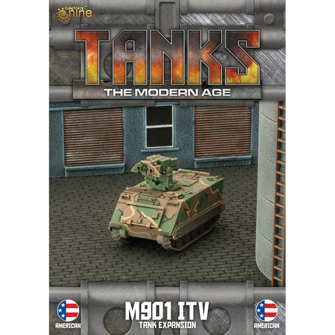 Tanks, The Modern Age - M901 ITV Expansion