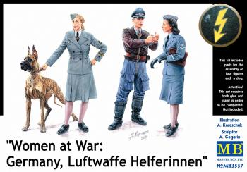 german women - www.mightylancergames.co.uk