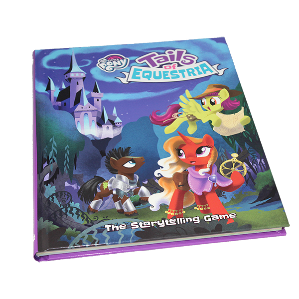 My Little Pony: Tails of Equestria RPG (Core Book)