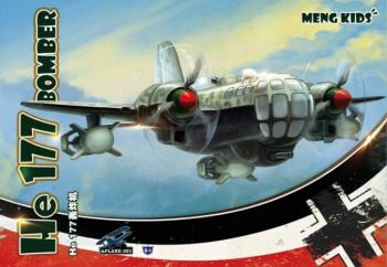 Meng Kids - He 177 Bomber: www.mightylancergames.co.uk