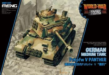 Meng World War Toon - Panther V: www.mightylancergames.co.uk