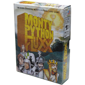 Monty Python Fluxx: www.mightylancergames.co.uk