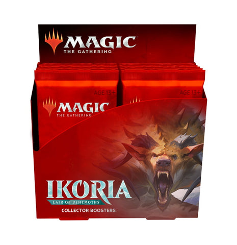 Ikoria: Lair of Behemoths Collector Booster Display