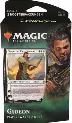 MTG Gideon - War of the Spark: www.mightylancergames.co.uk