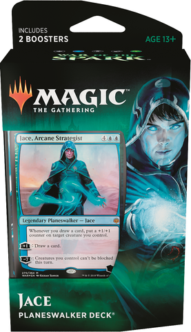 Jace Planeswalker Deck: www.mightylancergames.co.uk