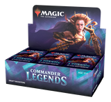 Commander Legends Draft Booster Box - Magic The Gathering