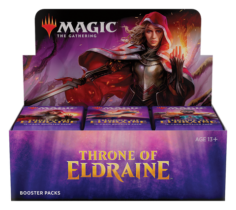Throne of Eldraine - Booster Box: www.mightylancergames.co.uk