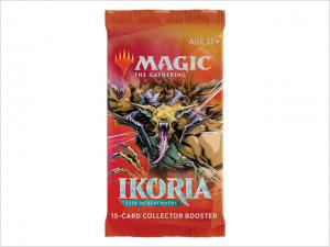 Ikoria - Lair of Behemoths Collector Booster (Magic the Gathering) :www.mightylancergames.co.uk