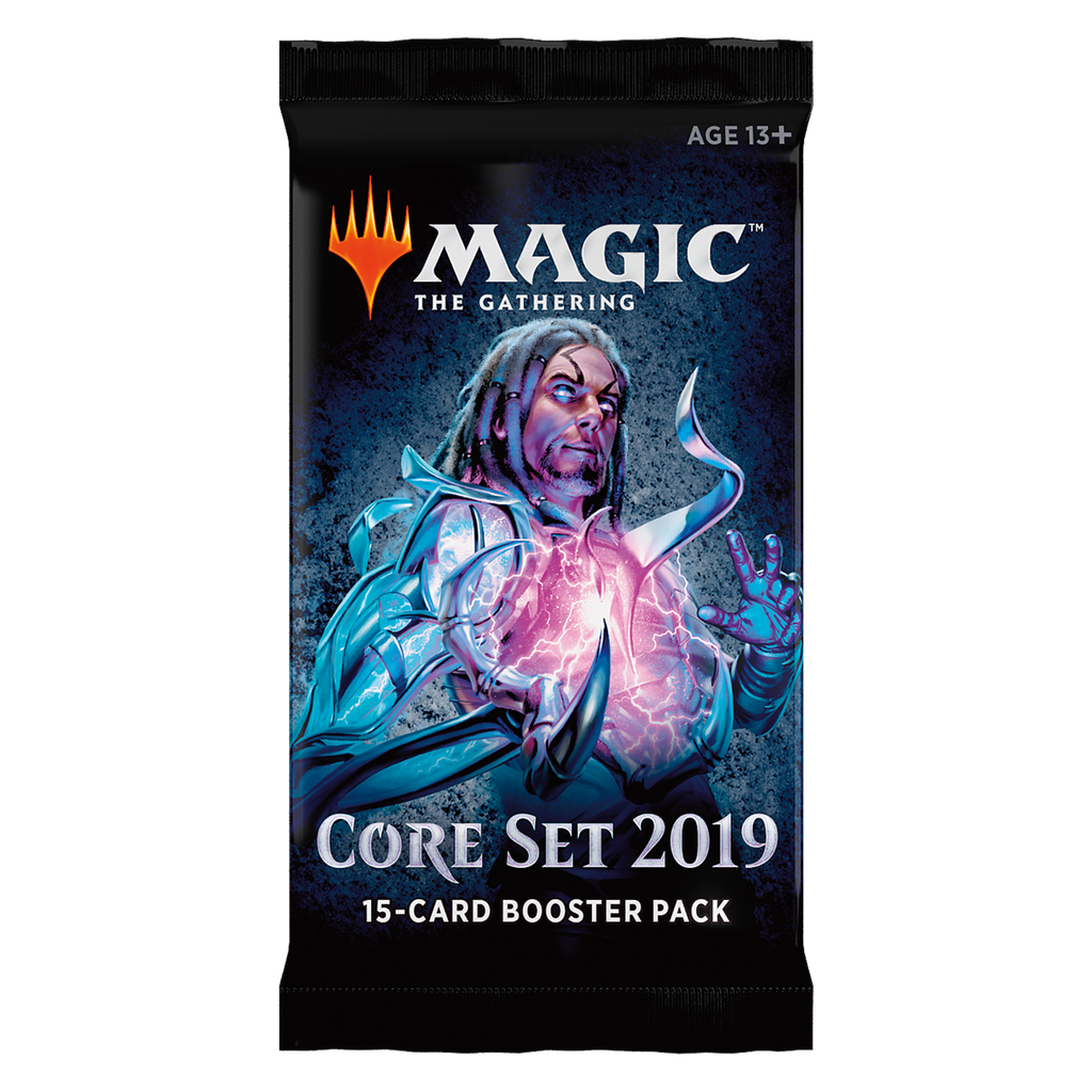 Core Set 2019 15-Card Booster: www.mightylancergames.co.uk